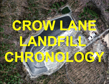 Click to read the current Landfill Chronology